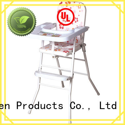plastic baby feeding high chair directly sale for livingroom