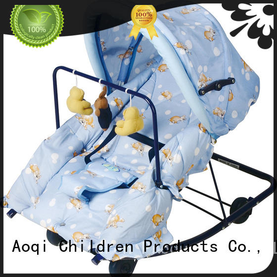 Aoqi neutral baby bouncer wholesale for toddler