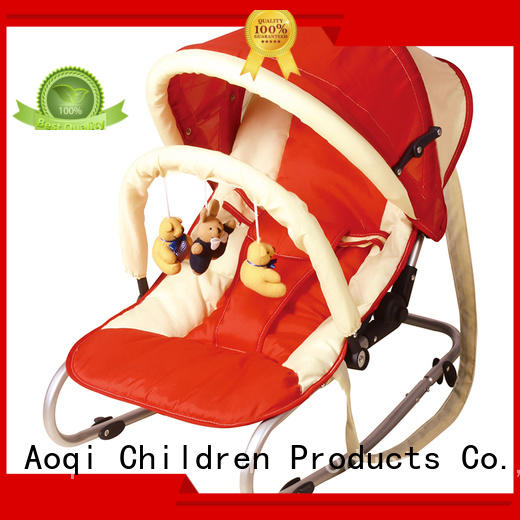 canopy baby bouncer and rocker hanging Aoqi company