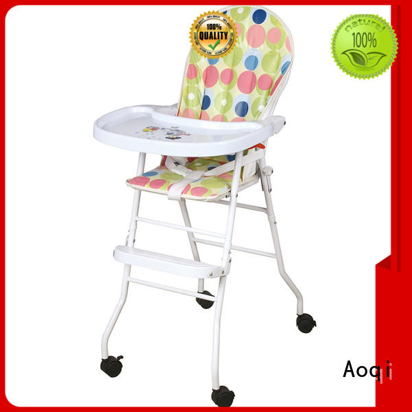 high chair price foldable plastic Warranty Aoqi