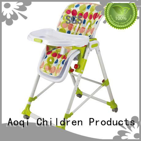 Hot child high chair multi-colors Aoqi Brand