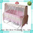 Aoqi Brand inside portable baby crib online hot sale factory