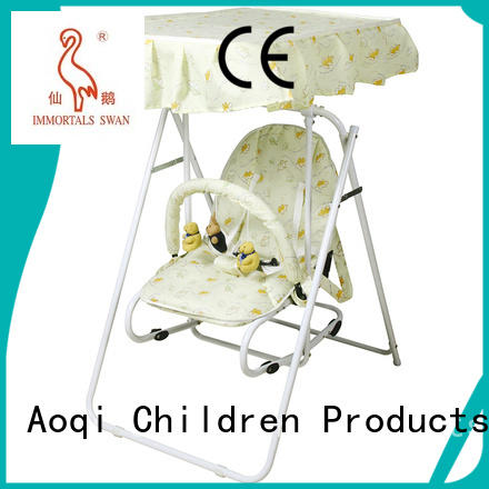 portable toys bouncer wholesale baby swing chair online Aoqi Brand