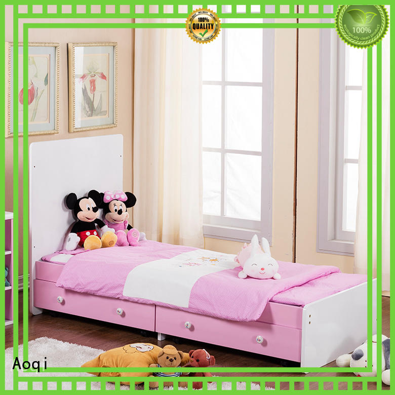 Aoqi Brand multifunctional baby crib online basket factory