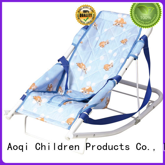 Aoqi baby boy bouncer chair wholesale for infant