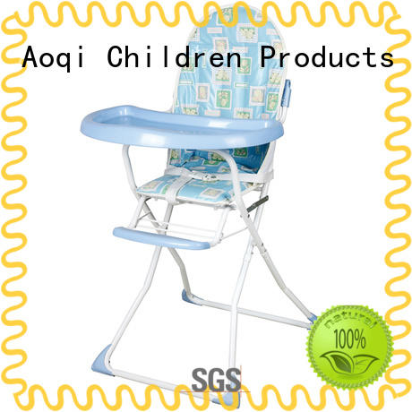 Aoqi feeding high chair manufacturer for livingroom