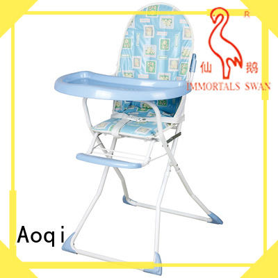 foldable cheap baby high chair manufacturer for home