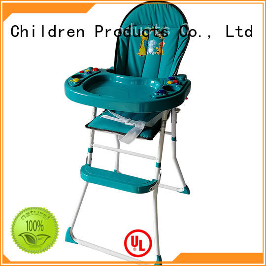 Aoqi plastic baby dinner chair directly sale for home