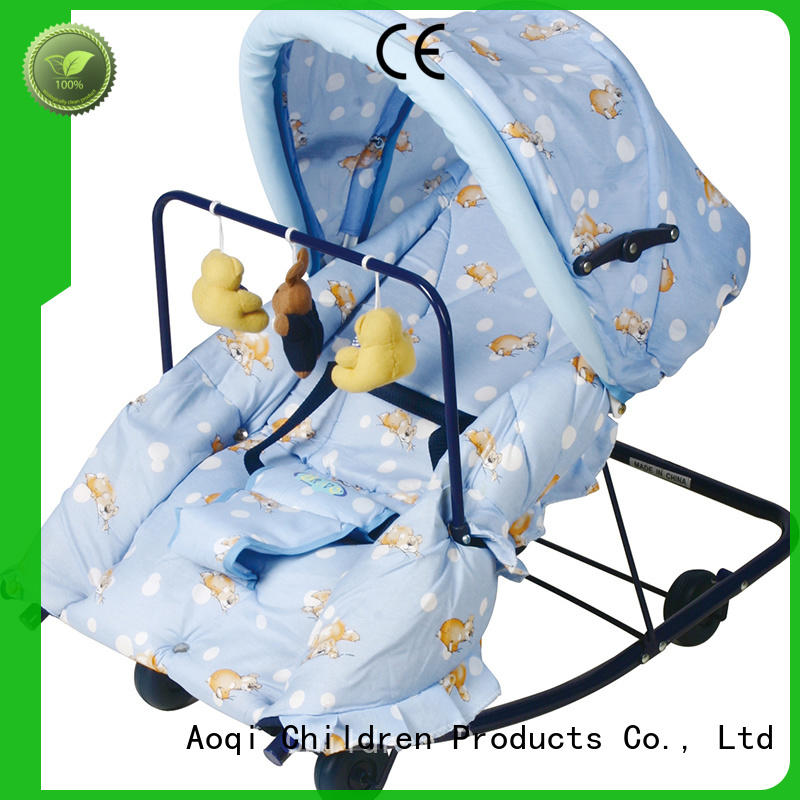Aoqi musical infant rocking chair wholesale for bedroom