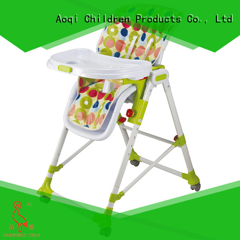 special foldable baby high chair directly sale for livingroom
