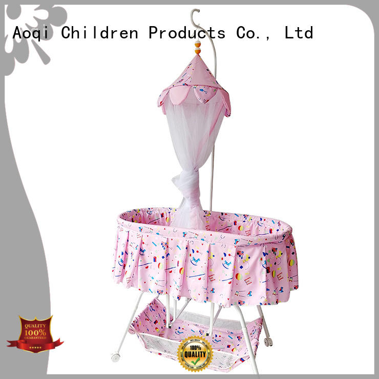 Aoqi where to buy baby cribs customized for household