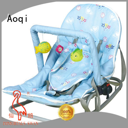 play bouncer baby rocking chairs for sale Aoqi manufacture