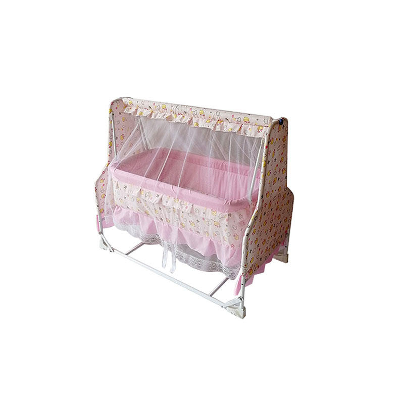 Aoqi round shape baby crib price series for household-1