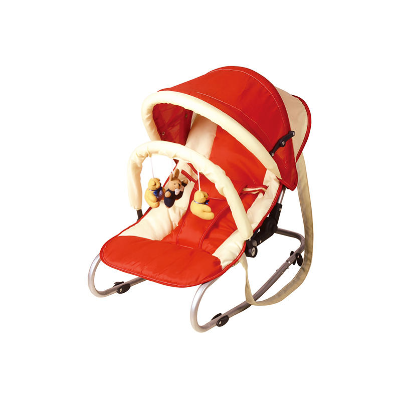 Aoqi portable baby bouncer factory price for home