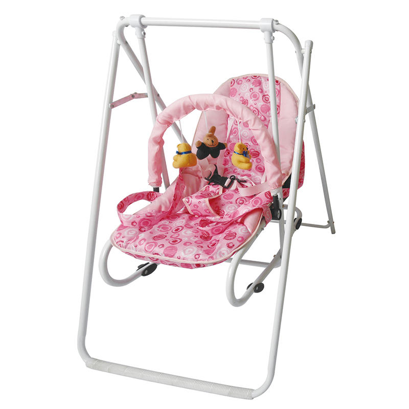 Baby swing plus baby bouncer 503