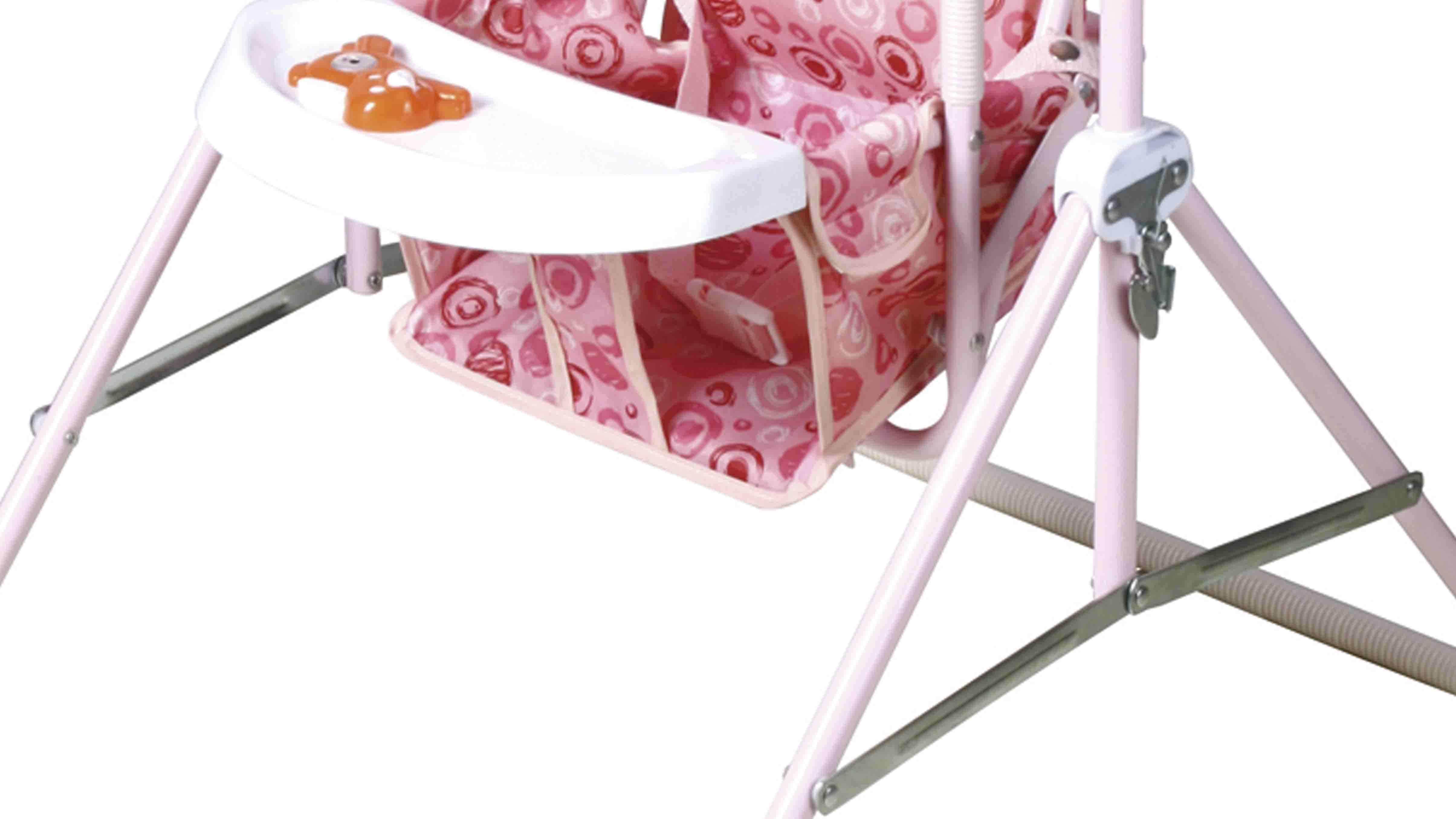 Aoqi durable best compact baby swing factory for babys room-3