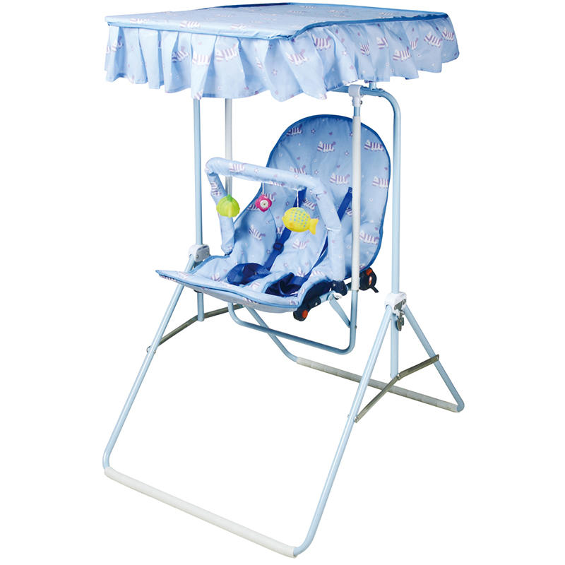 Wholesale baby swing chair with IC music 318