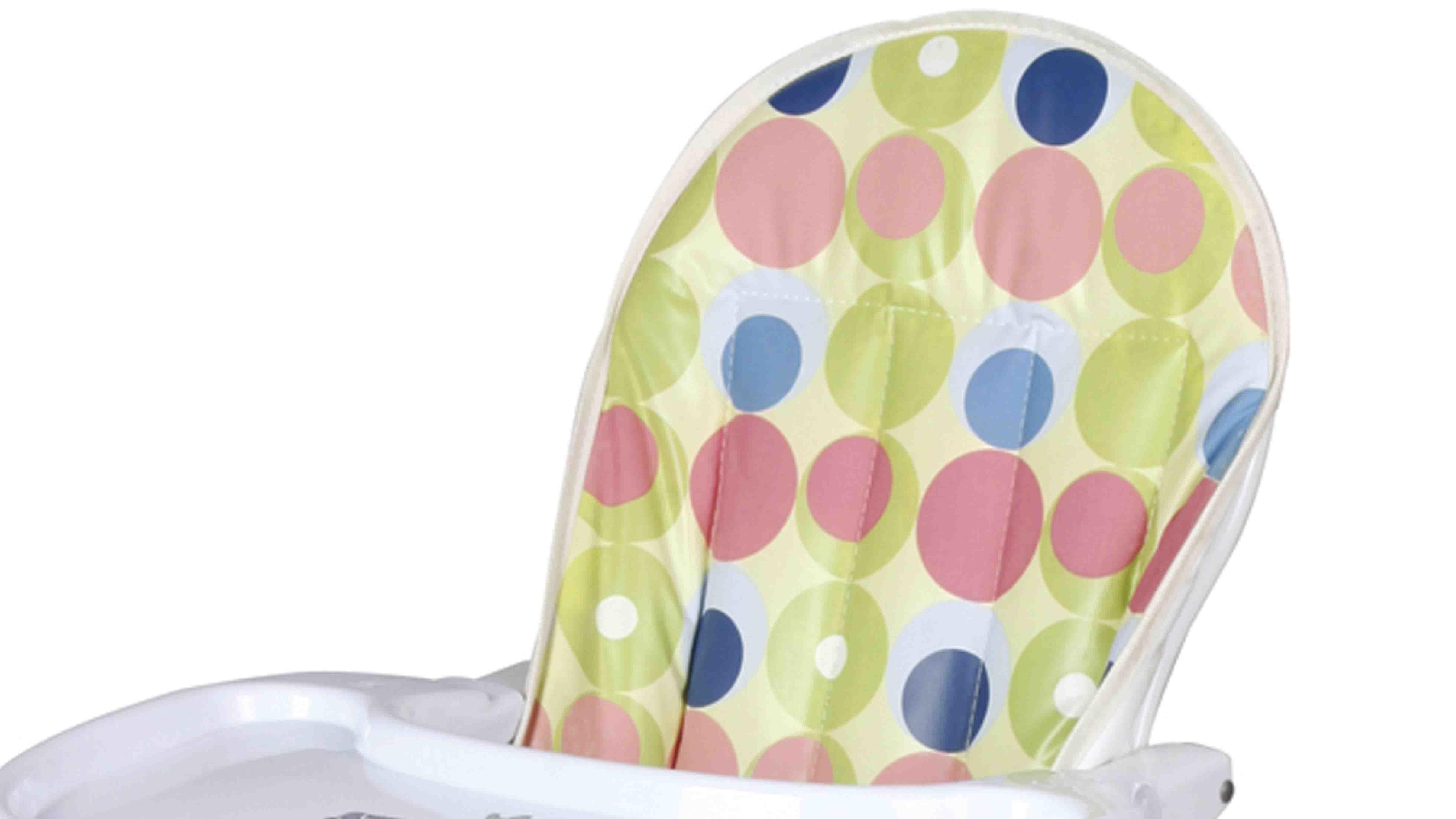Aoqi baby high chair with wheels from China for infant-2