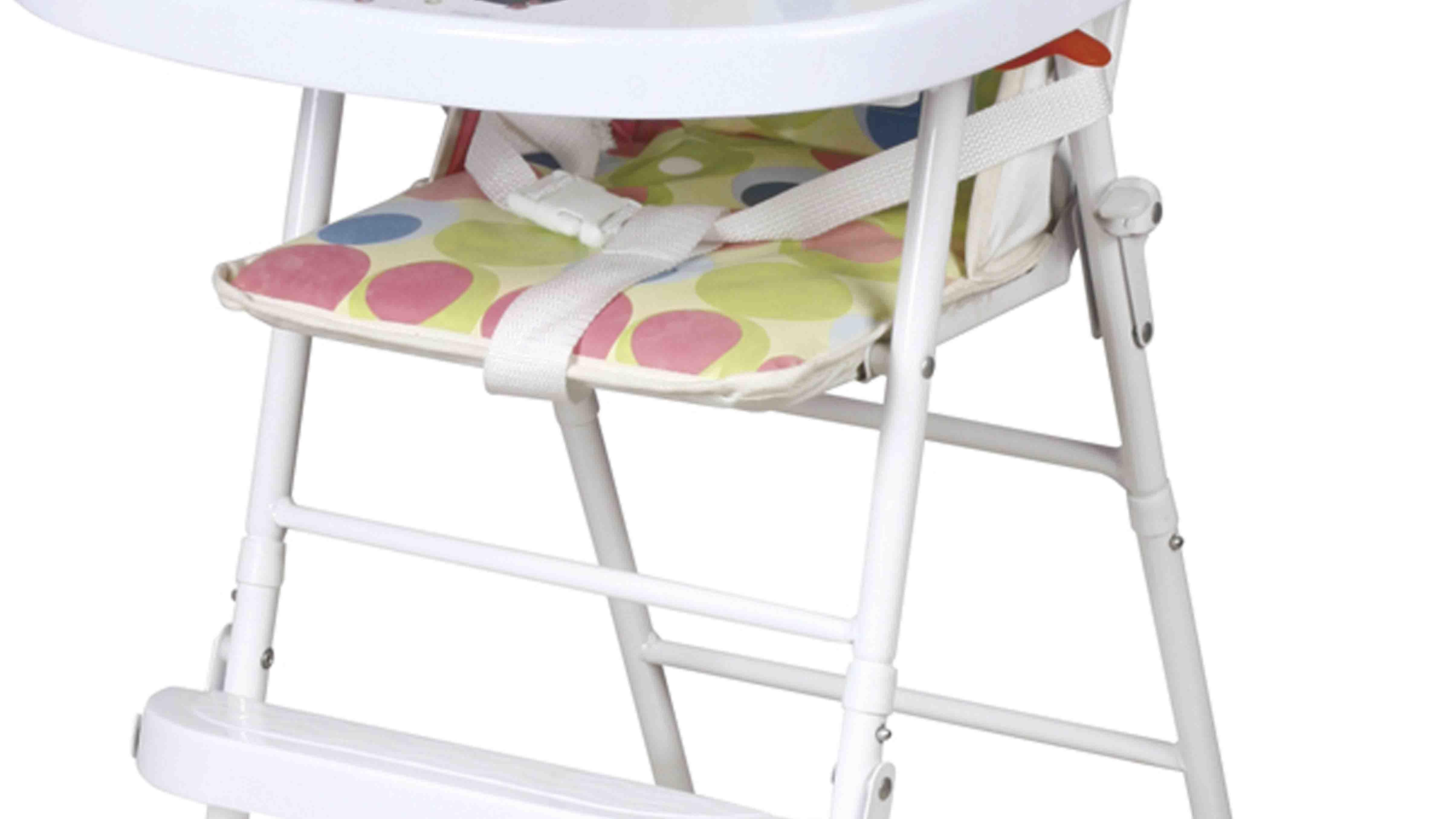 Aoqi baby high chair with wheels from China for infant-3