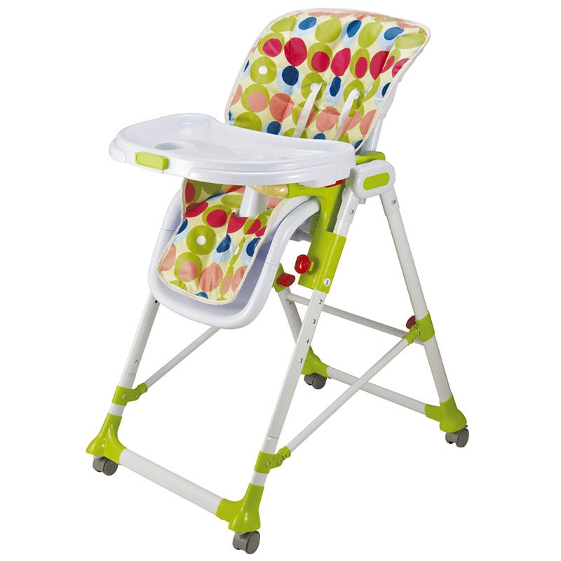 Factory wholesale multi-function baby high chair 339
