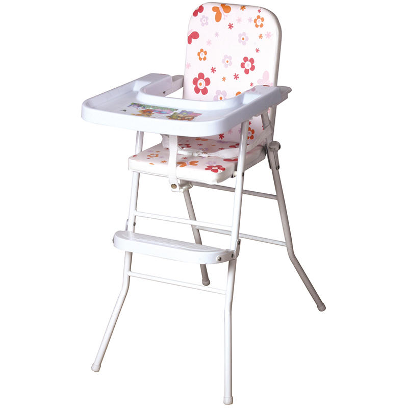 Portable and foldable high chair for baby eating 303