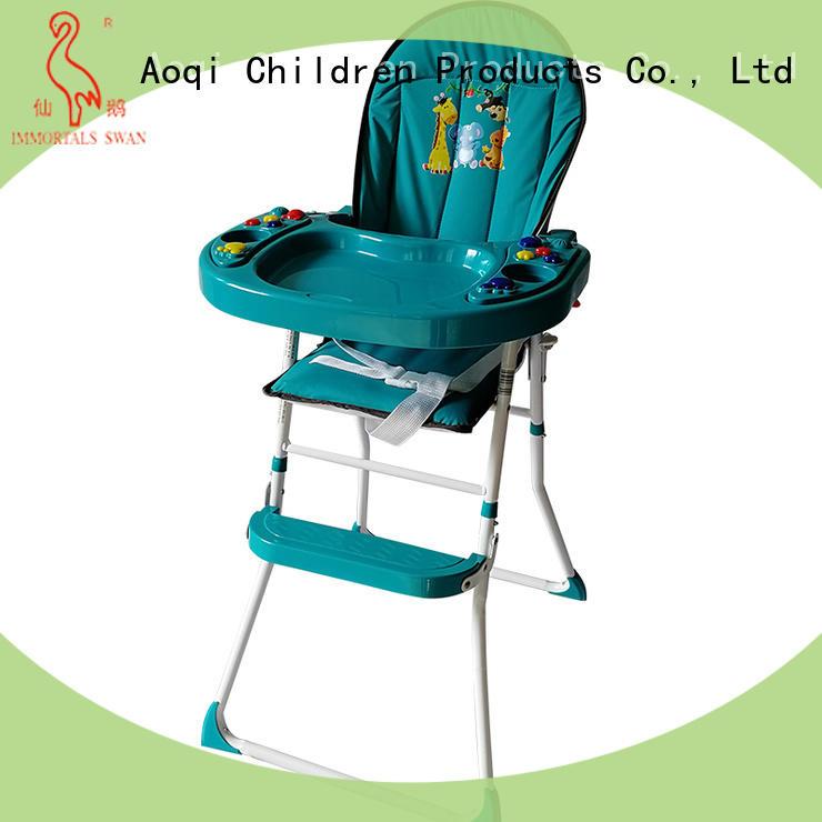 plastic baby feeding high chair directly sale for livingroom