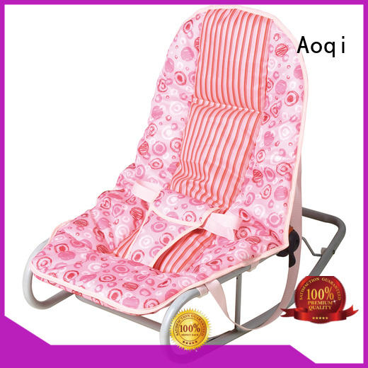 Aoqi musical baby bouncer price factory price for bedroom