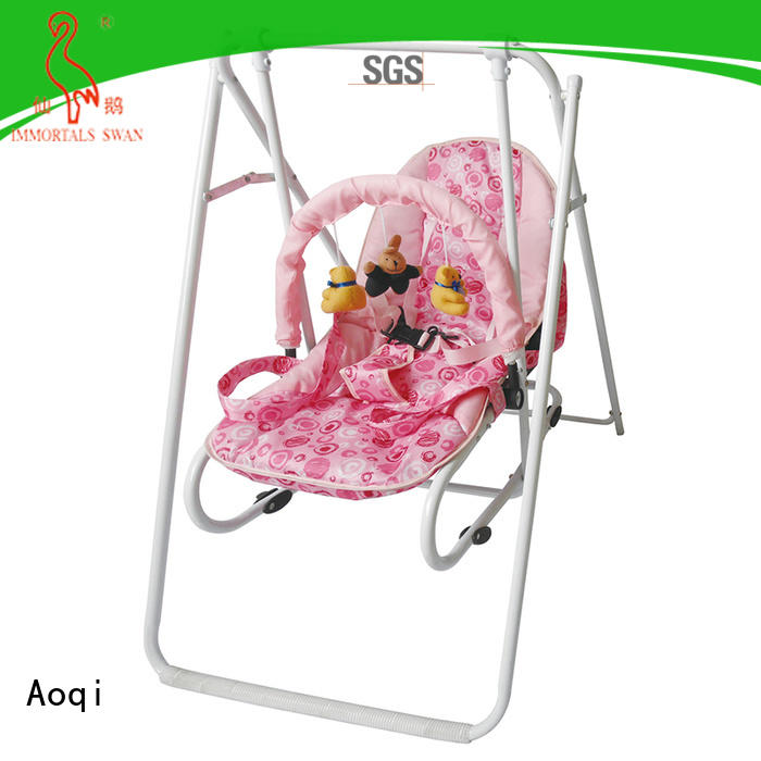 Aoqi standard best compact baby swing inquire now for household