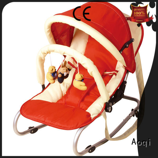 Aoqi professional unisex baby bouncer personalized for home