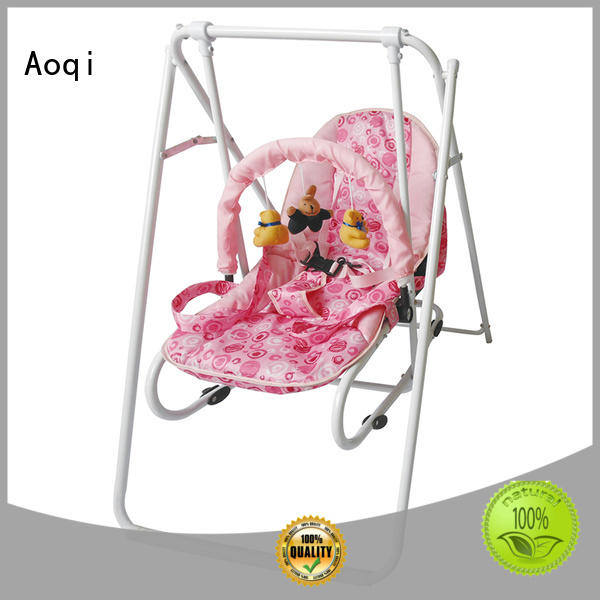 Aoqi babies swing with good price for household