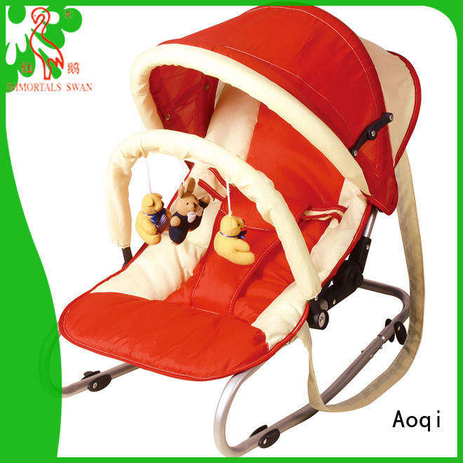 Aoqi baby bouncer price wholesale for infant