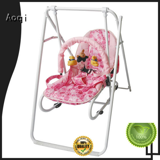bouncer upright baby swing factory for household