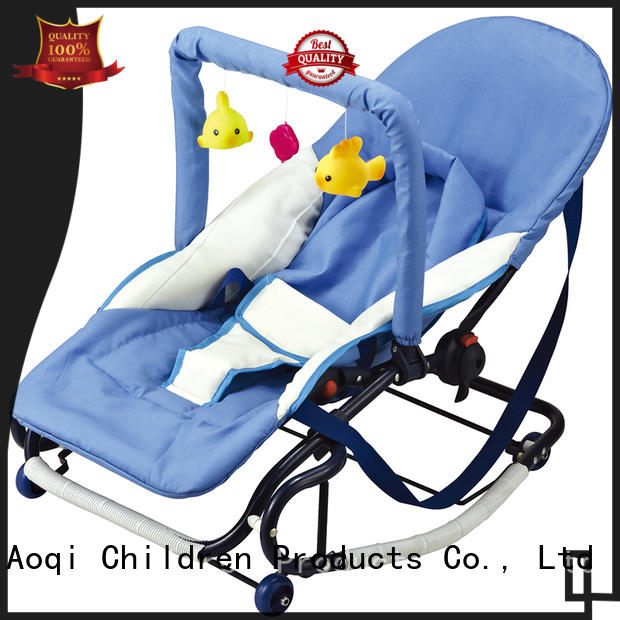 Aoqi simple baby bouncer with music wholesale for toddler
