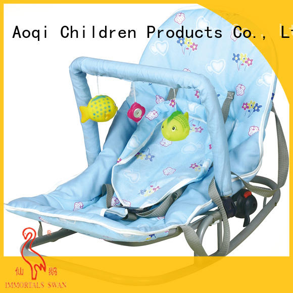 musical baby bouncer with music supplier for home