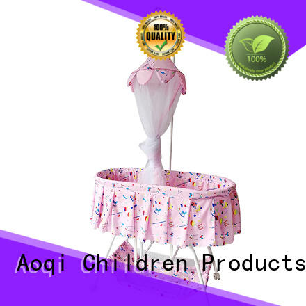 Aoqi baby cot price from China for babys room