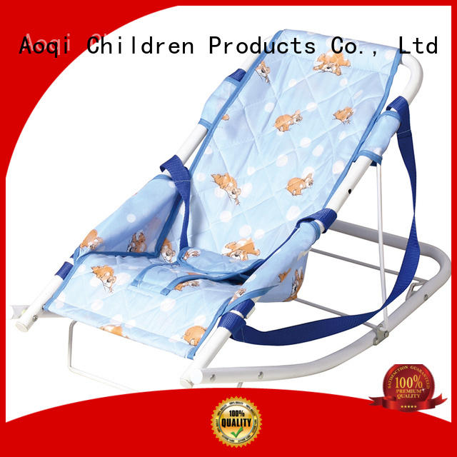 Wholesale stable baby rocking chairs for sale rocking Aoqi Brand
