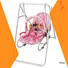 hot selling upright baby swing with good price for household