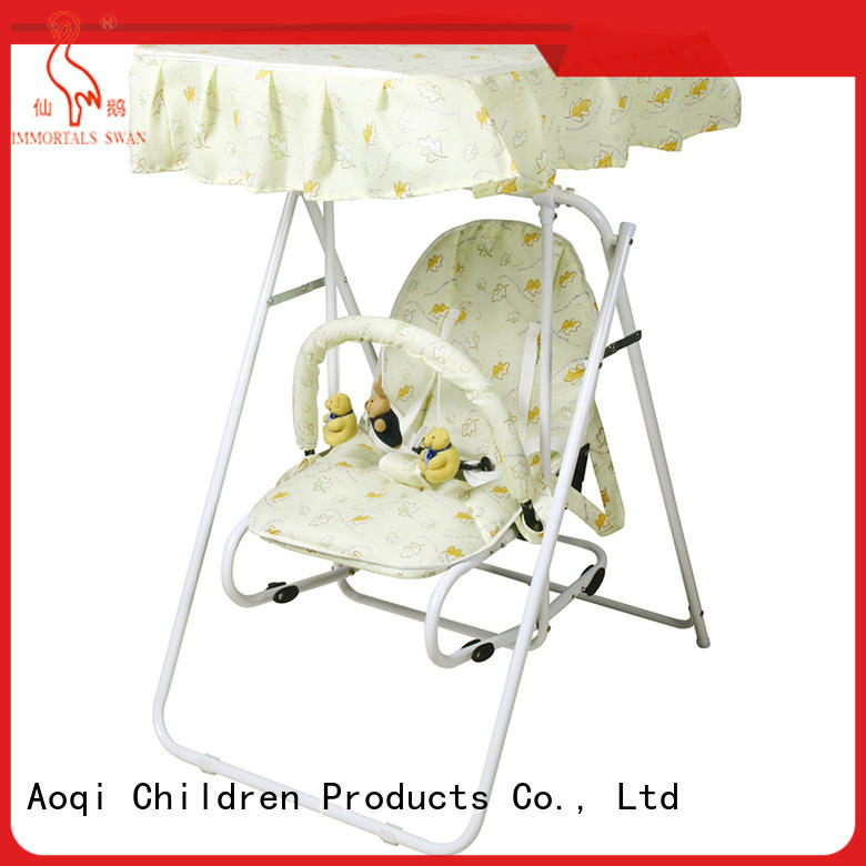 Aoqi buy baby swing with good price for babys room