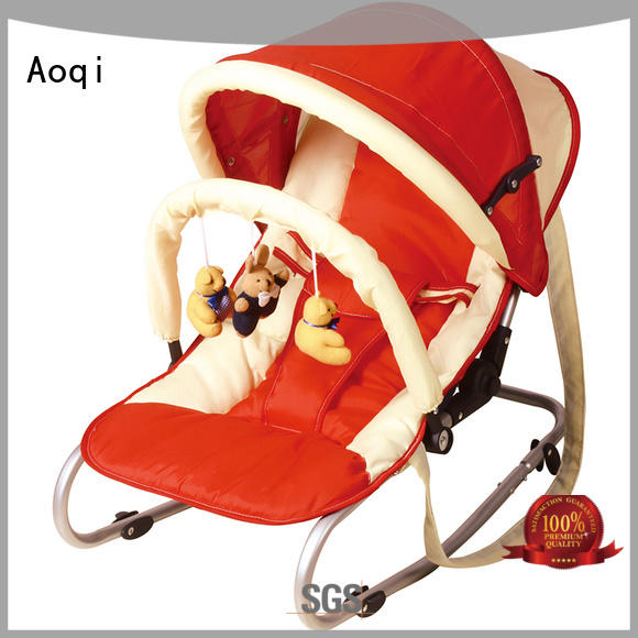 Aoqi play baby bouncer price factory price for bedroom