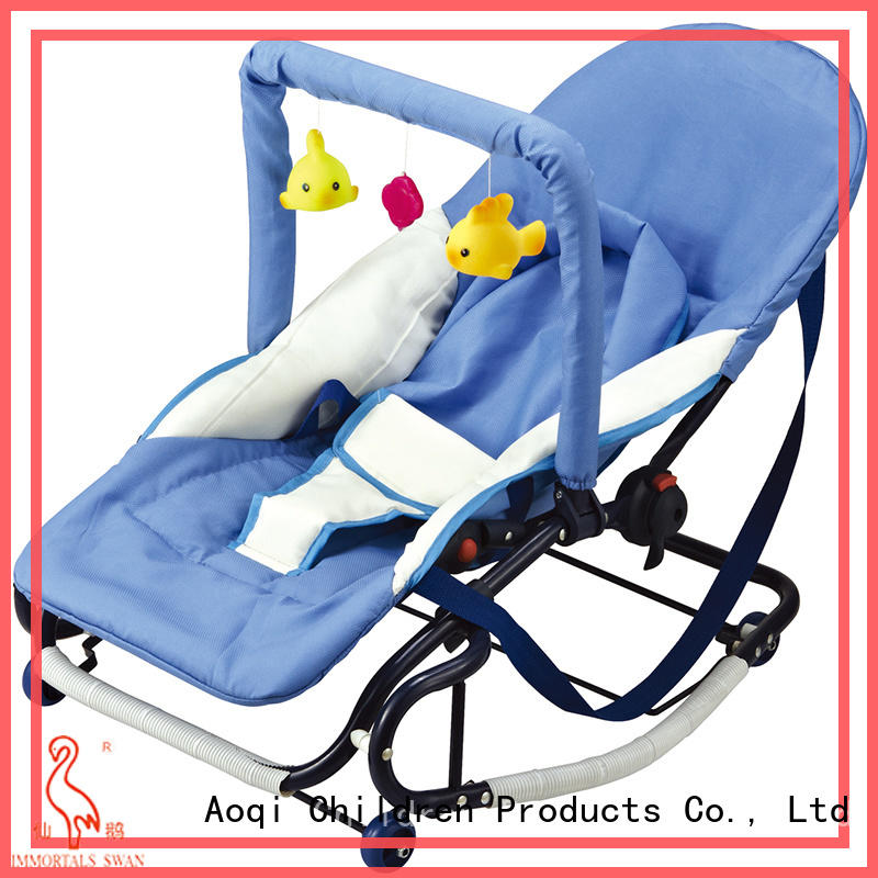 swing infant rocking chair wholesale for bedroom