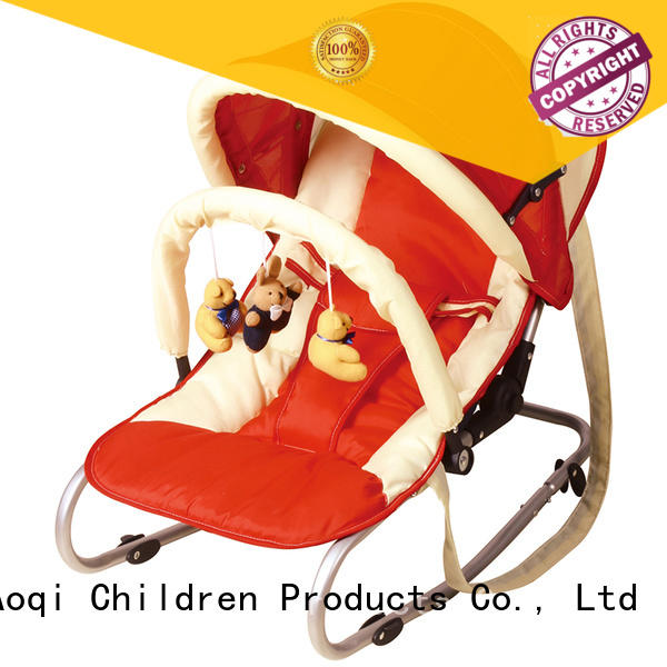 Aoqi musical infant rocking chair personalized for infant