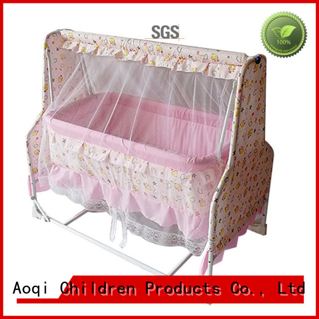 baby cots and cribs crib braking Warranty Aoqi