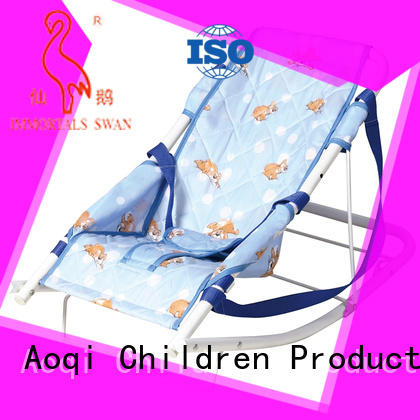 Aoqi simple neutral baby bouncer for infant