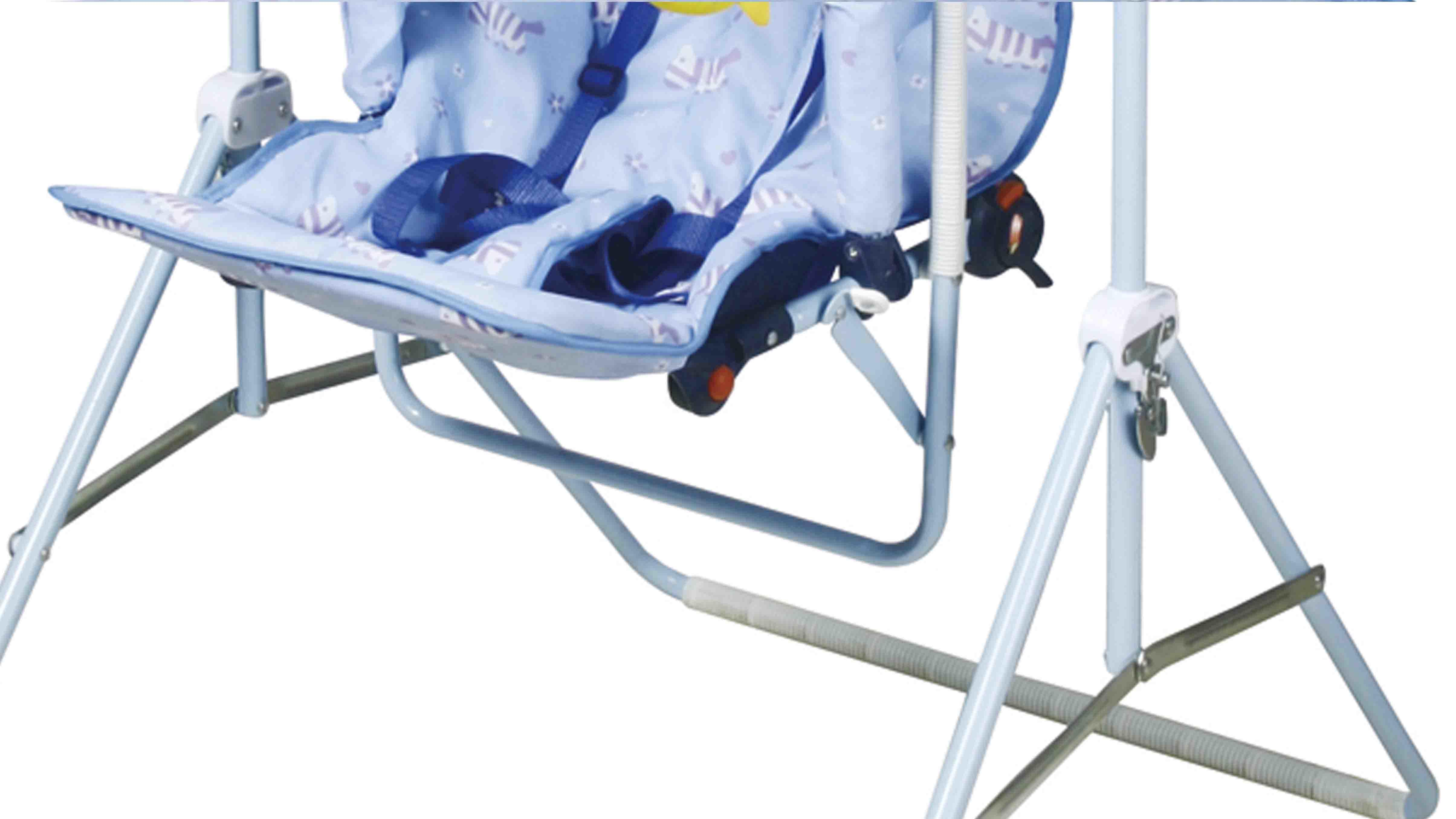 Wholesale baby swing chair with IC music 318-3