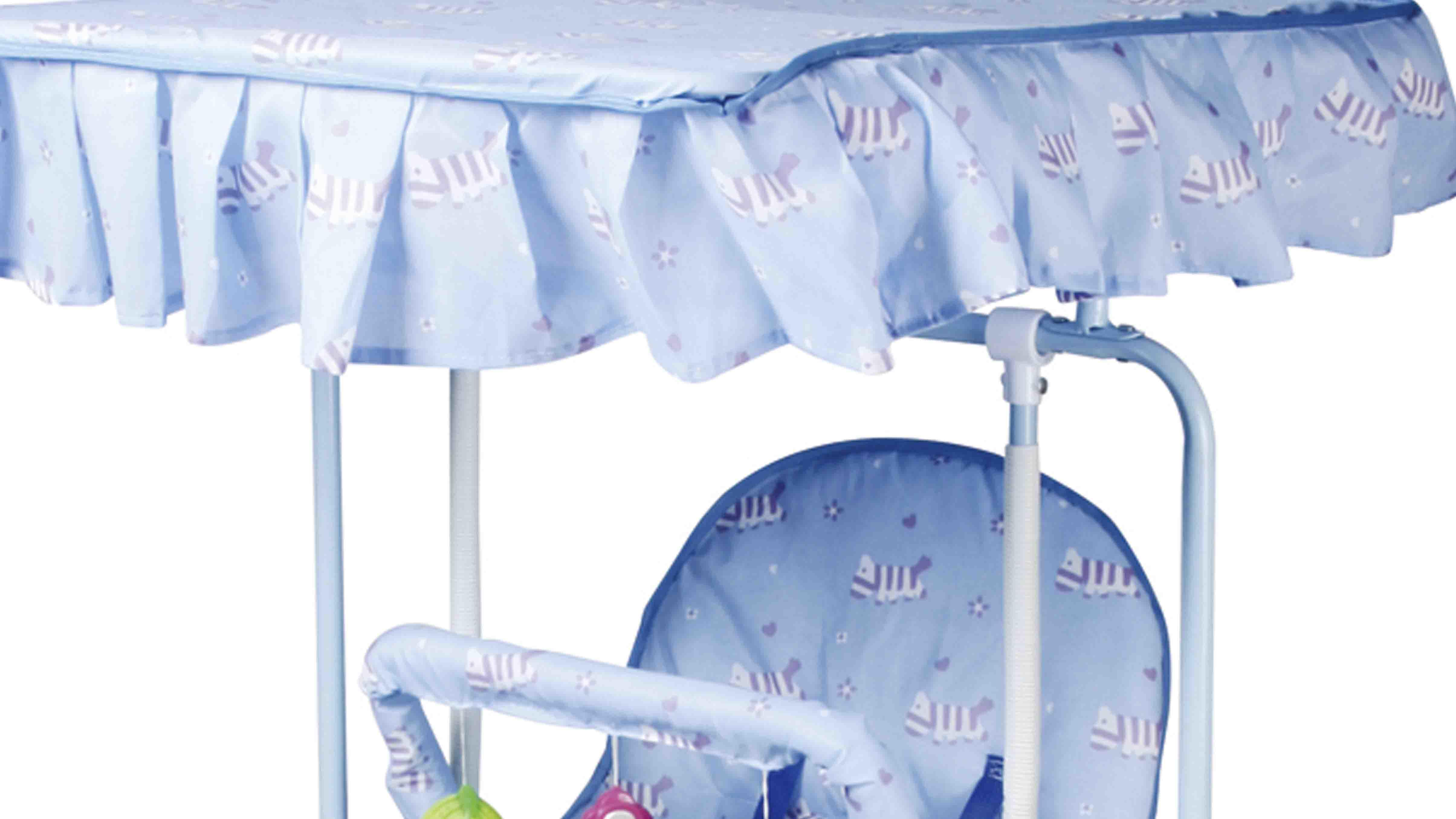 Wholesale baby swing chair with IC music 318-2