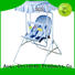 Aoqi Brand foldable adjustable baby swing chair online swing