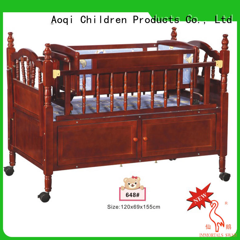 multifunction baby cot bed sale customized for household