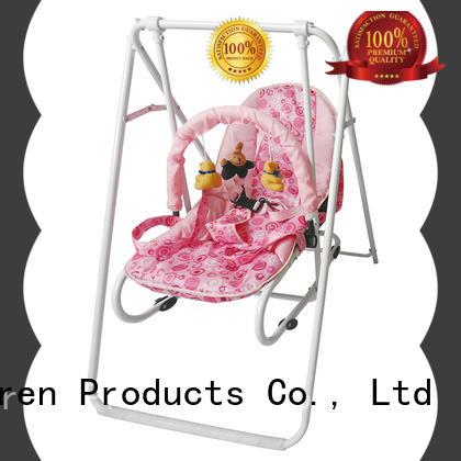 Aoqi double seat newborn baby swing sale for kids