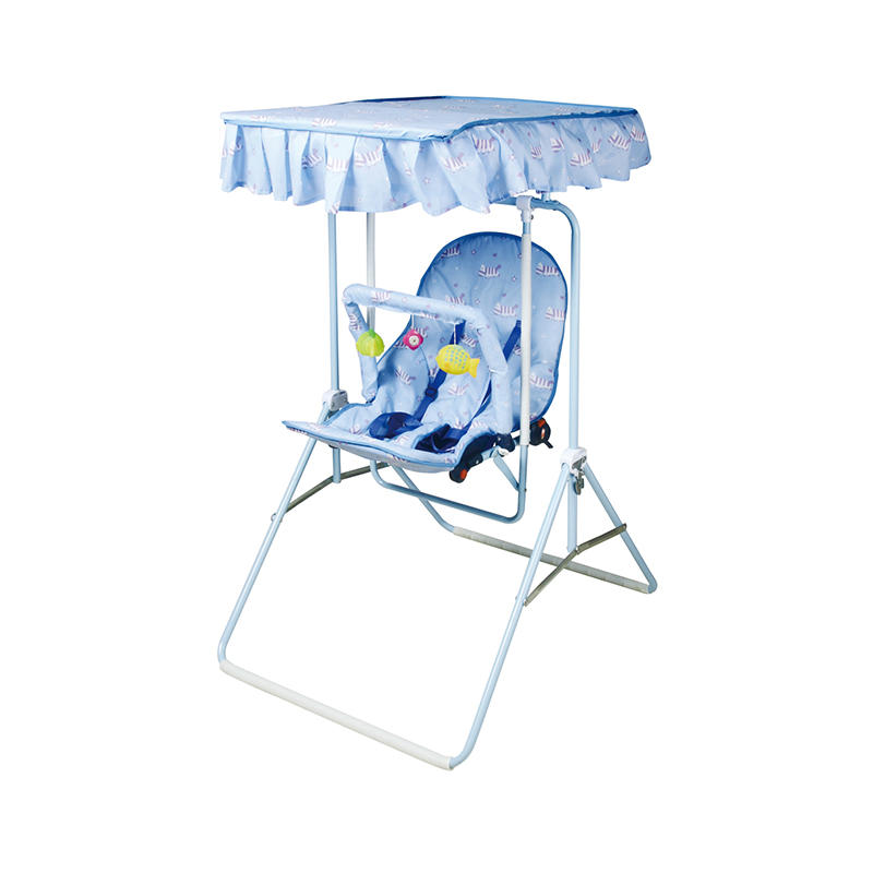 Wholesale baby swing chair with IC music 318-1