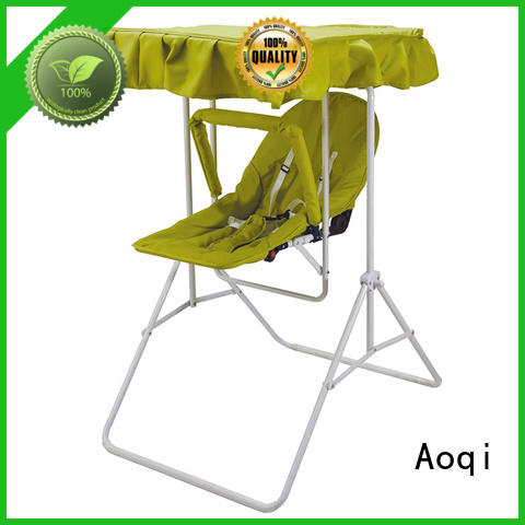 Aoqi durable where to buy baby swings factory for household